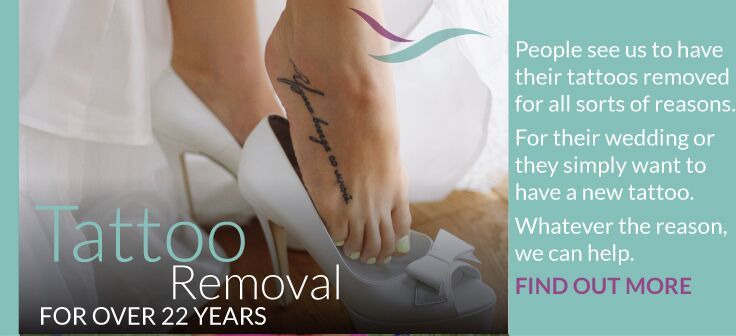 Tattoo Removal Services
